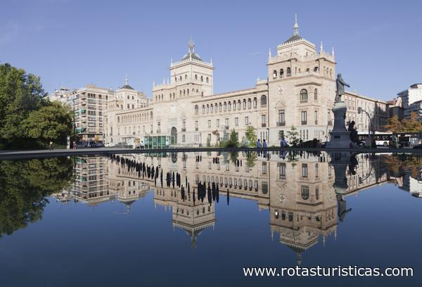 Valladolid f rias informa o hot is rotas tur sticas for Hotel parque valladolid