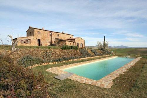 Holiday home Casale Orcia