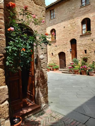 Small lovely home in Pienza