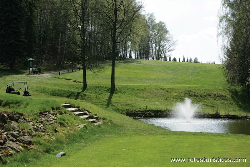 Golf Resort Karlovy Vary
