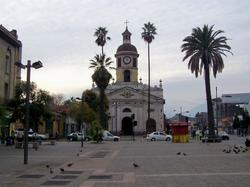 Church and Convent of the Franciscan Recoleta (Santiago)