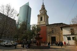 Church and Convent of San Francisco (Santiago)