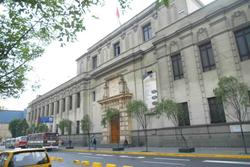 National Library of Chile.
